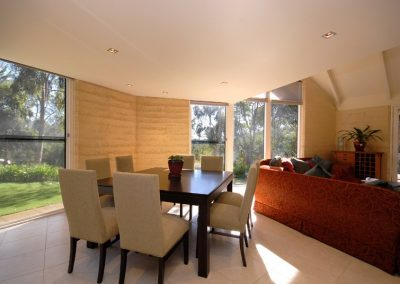 Bridgewater Rammed Earth Renovation