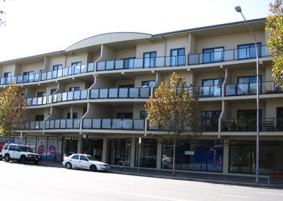 Pulteney Plaza Apartments 2