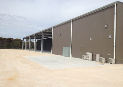 Rivercorp Monarto Apple Processing Facility