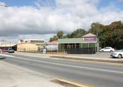 Duttons Service Centre - Before